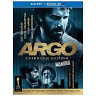 Argo (Blu-ray Disc, 2013, 2-Disc Set, Extended Edition; Includes Digital Copy; UltraViolet; With B)