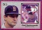 Donruss Carl Yastrzemski Baseball Cards