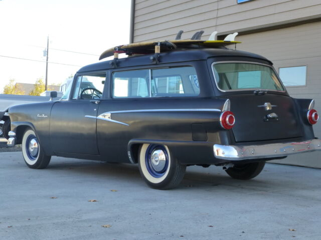 Ford ranch station autos weblog for 1956 ford 2 door station wagon