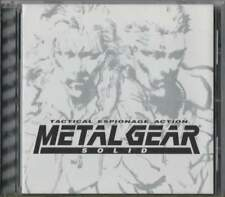 Metal Gear Solid Original Game Soundtrack