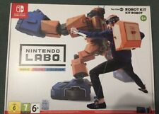 Switch Nintendo Labo - Toy-Con Robot Kit / Gioco + Accessorio