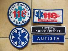 Patch Soccorso Sanitario