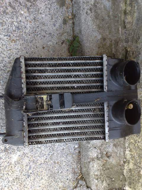 Intercooler R5 GT Turbo