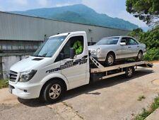 Mercedes sprinter 316 carroattrezzi, trasporto auto, patente b