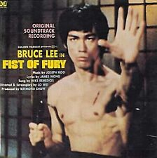 Colonne sonore film Bruce Lee in cd
