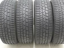 Kit di 4 gomme usate invernali 225/45/19 Continental