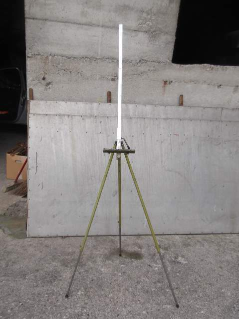 Cavalletto in ferro per quadri pittori artisti 180 cm 3