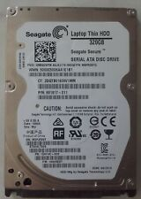 Hard disk sottile per notebook seagate 320 GB