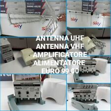 Kit antenna tv completa