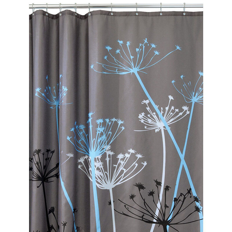 Top 10 shower curtains ebay for Psycho shower curtain and bath mat