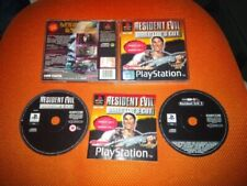 Resident evil director's cut ps1 psx playstation 1 completo raro