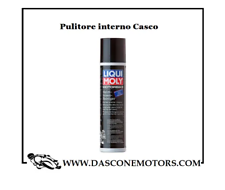 Detergente x pulizia interno casco Liqui Moly Racing 300 ml