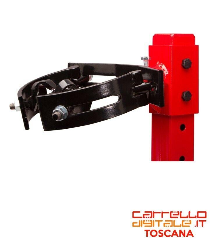 Compressore estrattore idraulico ammortizzatori 1T 3