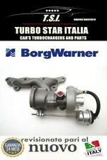 Turbina, turbocompressore smart 800cc 54319700000 DIESEL