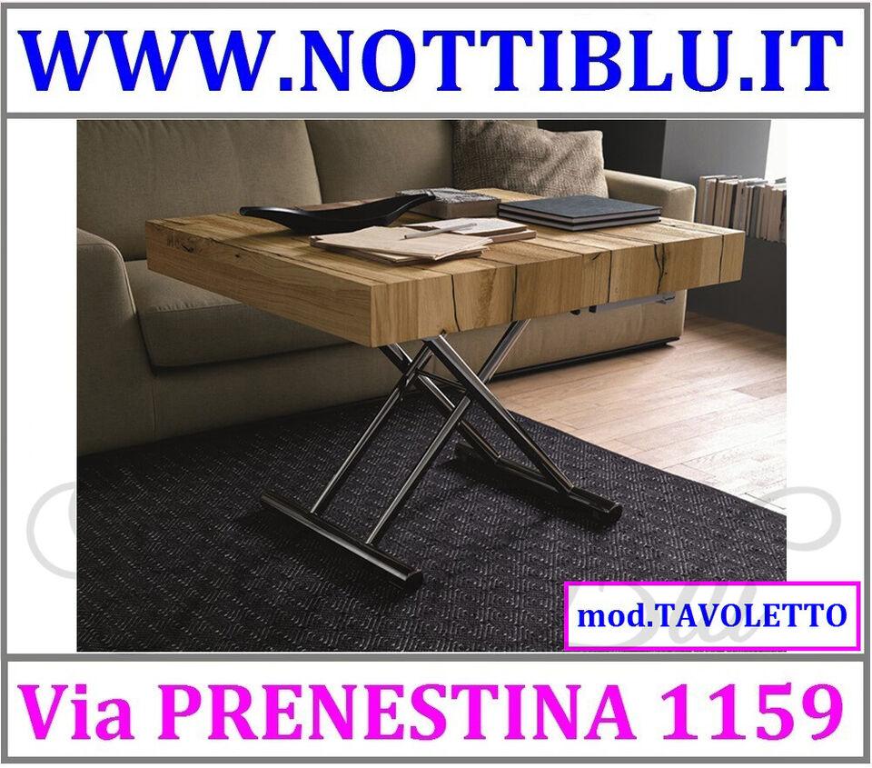 Tavolini Trasformabili _ Tavolino Trasformabile TAVOLETTO / A24