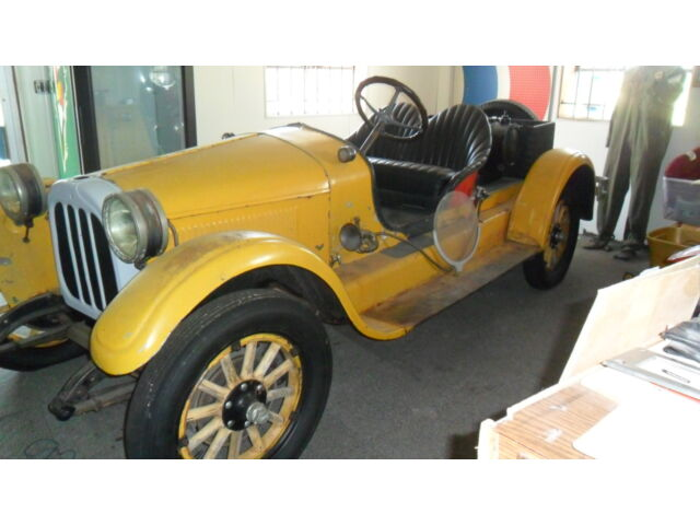 Other Makes Chandler 1927 Chandler Light Weight Antique Touring Roadster