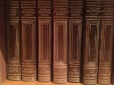 Dizionario Enciclopedico Italiano Treccani 1970 + Supplementi