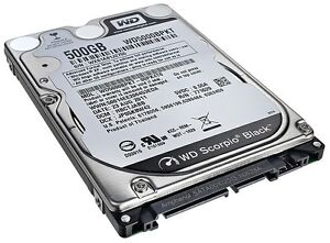 Top 6 Internal Hard Drives
