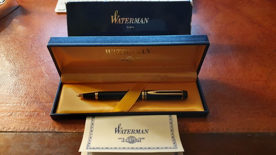 Waterman gentleman penna originale