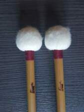 Mg mallets tc01-hard bacchette battenti percussioni timpani