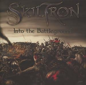 Skiltron - Into The Battlegrounds CD, NEU/OVP