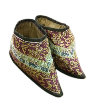 Chinese Decorative Slippers