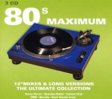 Maximum compilation collection 80/90s 9 cd box Various Artists