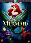 The Little Mermaid (DVD, 2013, Canadian; Diamond Edition; Bilingual)