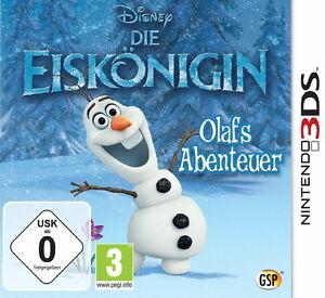 Die-Eiskoenigin-Olafs-Abenteuer-Voellig-unverfroren-Nintendo-3DS-Spiel-NEU