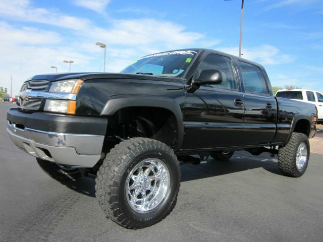 2004 chevrolet silverado 2500 ebay. Black Bedroom Furniture Sets. Home Design Ideas