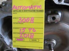 Cambio automatico AWF8G30 peugeot 3008 2018 1.5 diesel