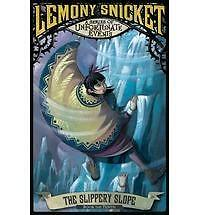 The Slippery Slope (A Series of Unfortunate Events), Snicket, Lemony, New Book