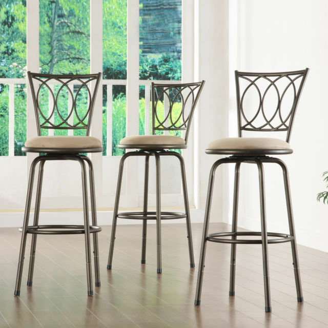 Top 7 Adjustable Bar Stools Ebay