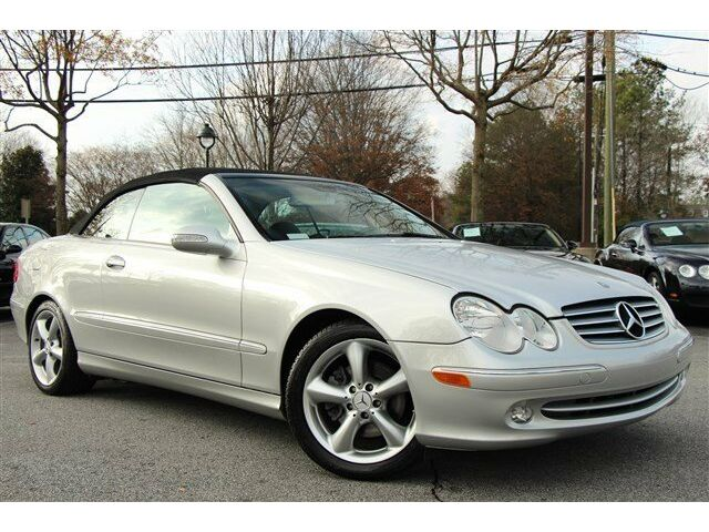 2005 mercedes benz clk 320 3 2l immaculate great miles for 2005 mercedes benz clk320 for sale