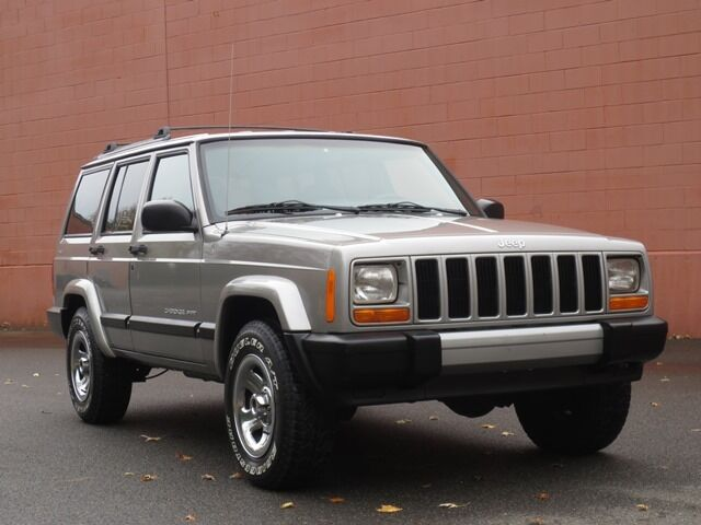 2001 jeep cherokee sport 4x4 no reserve overhauled. Black Bedroom Furniture Sets. Home Design Ideas