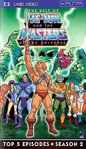 Best of He-Man & The Masters of the Universe 2 [UMD for PSP]