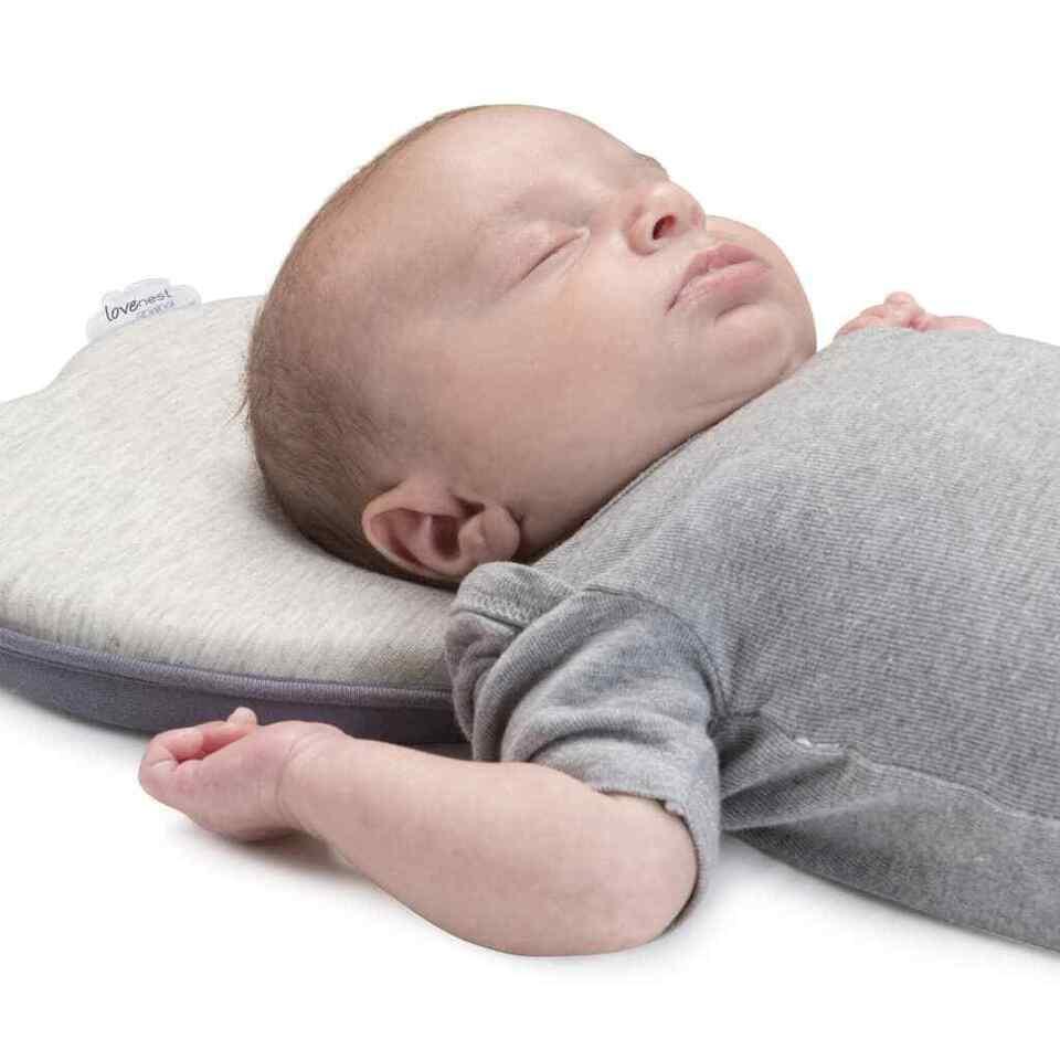 Babymoov Cuscino Anti Plagiocefalia Neonato Lovenest Original 2