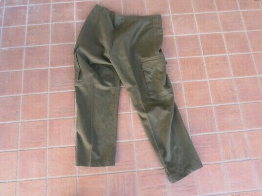 Austrian army - moleskin bdu winter pants