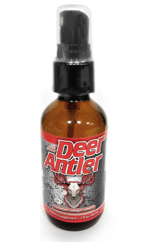 How To Use Deer Antler Spray Ebay