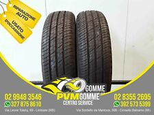 Gomme usate 185 75 14c continental est