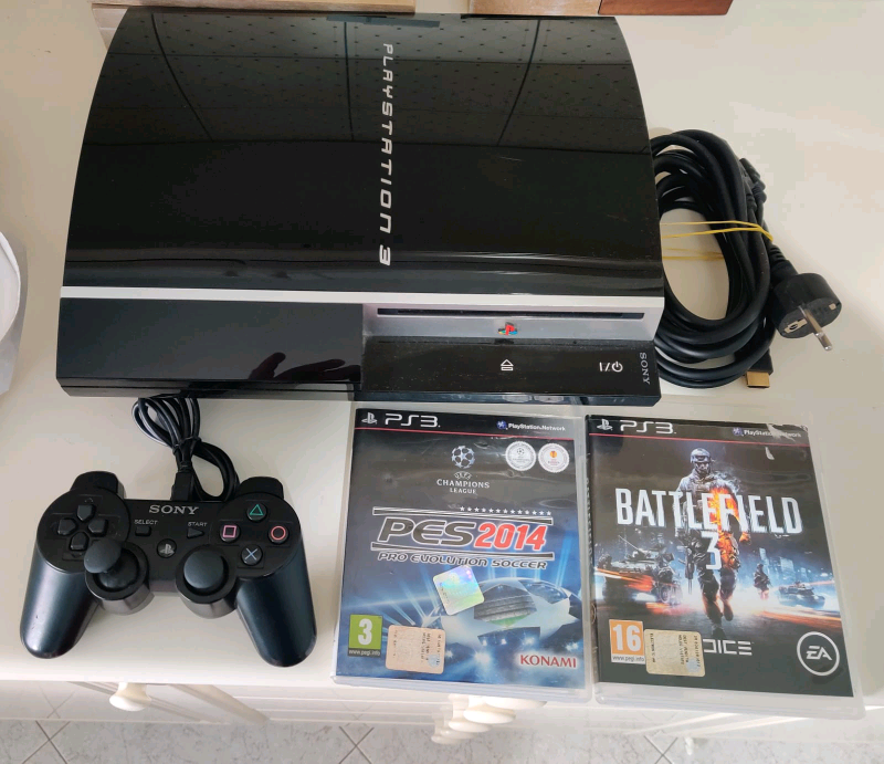 Play station 3 fat 80 GB