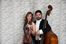 Violinista per battesimi e comunioni