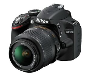 How to Use the Nikon D3200
