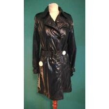 Trench donna moncler blu