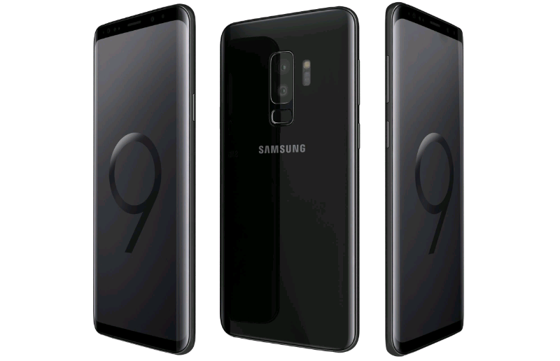 SAMSUNG Galaxy S9 Plus Black/Nero 64GB Duos 6
