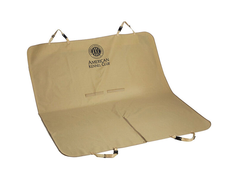 Akc Quilted Car Seat Cover