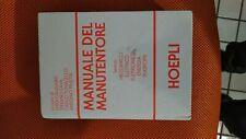 Manuale del manutentore