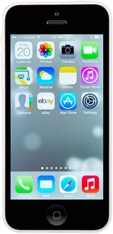 Apple  iPhone 5c - 32 GB - White - Smartphone
