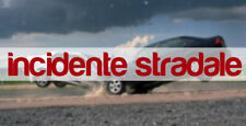 Incidente stradale - risarcimento danni