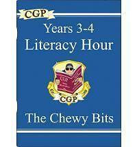 KS2-English-Literacy-Hour-the-Chewy-Bits-Years-3-4-by-Parsons-Richard-Autho